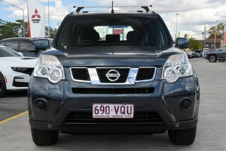2011 Nissan X-Trail T31 Series IV ST Blue 1 Speed Constant Variable Wagon