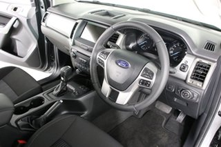 2021 Ford Ranger PX MkIII MY21.25 XLT 3.2 (4x4) Silver 6 Speed Automatic Double Cab Pick Up