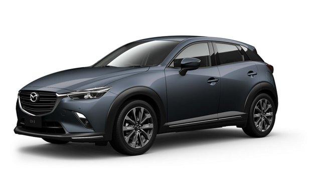 New Mazda CX-3 DK2W7A sTouring SKYACTIV-Drive FWD Toowoomba, 2021 Mazda CX-3 DK2W7A sTouring SKYACTIV-Drive FWD 6 Speed Sports Automatic Wagon