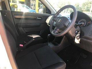 2007 Suzuki Swift RS415 White 4 Speed Automatic Hatchback.