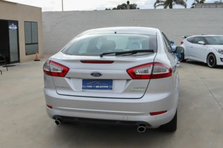 2012 Ford Mondeo MC Zetec PwrShift EcoBoost Silver 6 Speed Sports Automatic Dual Clutch Hatchback
