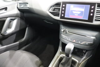 2015 Peugeot 308 T9 Allure White 6 Speed Sports Automatic Hatchback