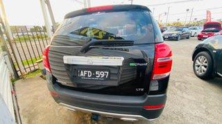 2015 Holden Captiva CG MY15 7 AWD LTZ Black 6 Speed Sports Automatic Wagon