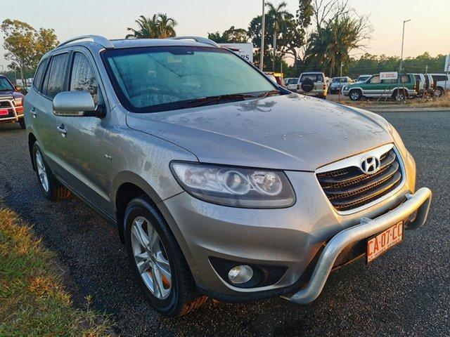 Used Hyundai Santa Fe CM MY11 Highlander Pinelands, 2011 Hyundai Santa Fe CM MY11 Highlander Silver 6 Speed Sports Automatic Wagon