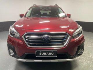 2018 Subaru Outback B6A MY18 2.5i CVT AWD Premium Burgundy 7 Speed Constant Variable Wagon.