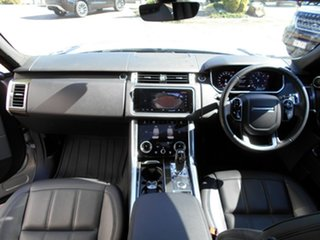 2017 Land Rover Range Rover Sport L494 18MY TDV6 SE Silver 8 Speed Sports Automatic Wagon