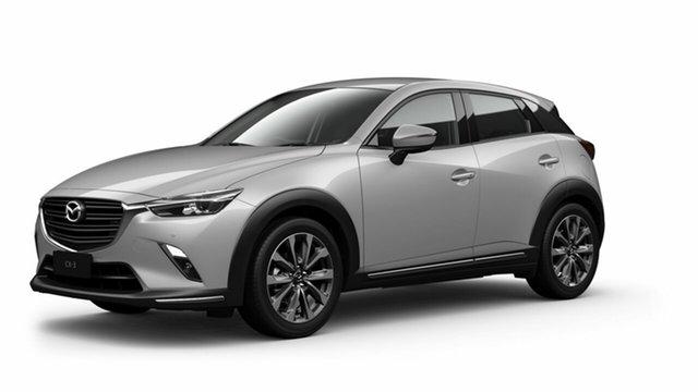 New Mazda CX-3 DK2W7A sTouring SKYACTIV-Drive FWD Toowoomba, 2021 Mazda CX-3 DK2W7A sTouring SKYACTIV-Drive FWD Ceramic 6 Speed Sports Automatic Wagon