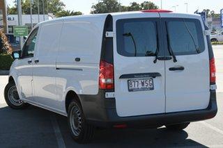 2016 Mercedes-Benz Vito 447 114BlueTEC SWB 7G-Tronic + White 7 Speed Sports Automatic Van.