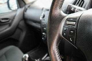 2015 Isuzu D-MAX MY15 SX 4x2 White 5 Speed Manual Cab Chassis