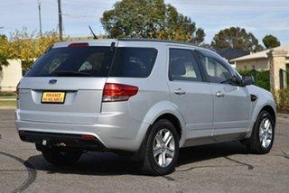 2014 Ford Territory SZ TX Seq Sport Shift Silver 6 Speed Sports Automatic Wagon
