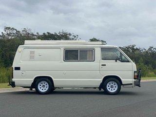 1983 Toyota HiAce LWB White 5 Speed Manual Van