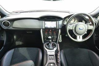 2014 Subaru BRZ Z1 MY14 Red 6 Speed Sports Automatic Coupe.