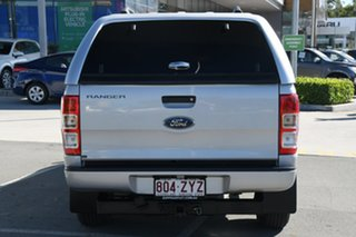 2015 Ford Ranger PX XL Silver 6 Speed Sports Automatic Utility