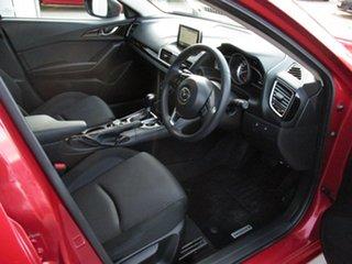 2014 Mazda 3 BM5478 Maxx SKYACTIV-Drive Soul Red 6 Speed Sports Automatic Hatchback