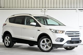 2017 Ford Escape ZG Trend White 6 Speed Sports Automatic SUV.