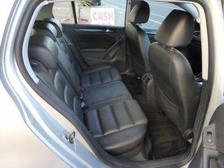 2009 Volkswagen Golf 1K MY09 1.6 Edition Silver 6 Speed Tiptronic Hatchback