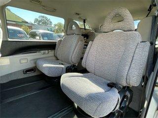2004 Mitsubishi Delica PD6W Spacegear White Automatic Van Wagon