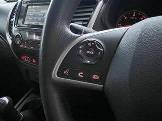 2016 Mitsubishi Triton MQ MY16 GLX (4x4) White 6 Speed Manual Dual Cab Chassis