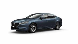 2021 Mazda 6 GL1033 Sport SKYACTIV-Drive Blue Reflex 6 Speed Sports Automatic Sedan