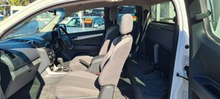 2013 Holden Colorado RG MY13 LX Space Cab White 6 Speed Sports Automatic Cab Chassis