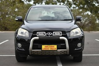 2009 Toyota RAV4 ACA33R MY09 Cruiser L Black 4 Speed Automatic Wagon.