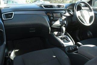 2015 Nissan Qashqai J11 ST Silver 1 Speed Constant Variable Wagon