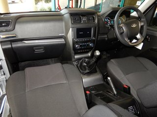 2021 Mahindra Pik-Up MY20 4WD S10+ Silver 6 Speed Manual Dual Cab Utility.