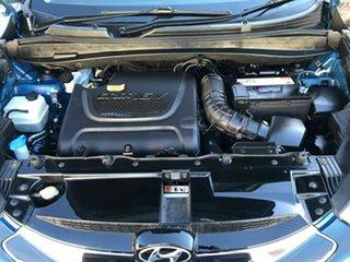 2011 Hyundai ix35 LM MY12 Elite AWD Blue 6 Speed Sports Automatic Wagon