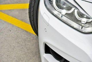 2013 BMW 3 Series F30 MY0813 328i M Sport White 8 Speed Sports Automatic Sedan