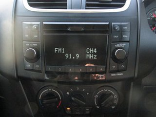 2012 Suzuki Swift FZ Sport Black 7 Speed Constant Variable Hatchback