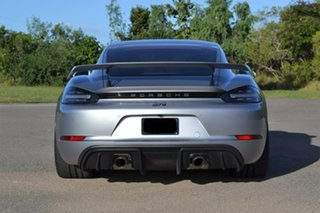 2020 Porsche 718 982 MY20 Cayman GT4 Silver 6 Speed Manual Coupe