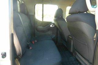 2014 Nissan Navara D40 S7 ST Grey 6 Speed Manual Utility