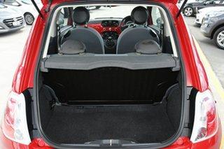 2014 Fiat 500 Series 3 POP Red 5 Speed Manual Hatchback