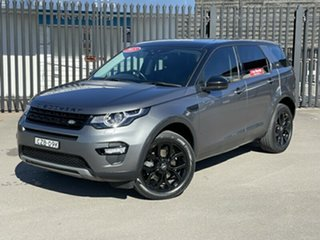 2015 Land Rover Discovery Sport L550 15MY SE Grey 9 Speed Sports Automatic Wagon.
