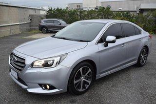 2016 Subaru Liberty B6 MY16 3.6R CVT AWD Billet Silver 6 Speed Constant Variable Sedan.