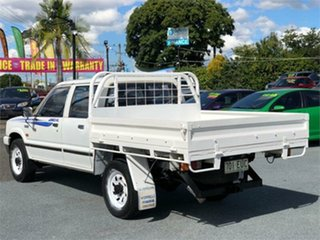 1998 Ford Courier PD XL White 5 Speed Manual Utility