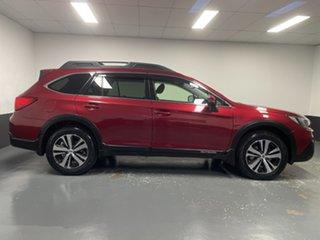 2018 Subaru Outback B6A MY18 2.5i CVT AWD Premium Burgundy 7 Speed Constant Variable Wagon