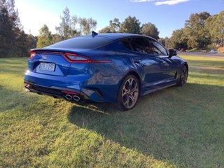 2019 Kia Stinger CK MY20 GT Fastback Night Sky Edition Blue 8 Speed Sports Automatic Sedan