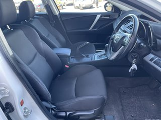 2010 Mazda 3 BL10L1 MY10 SP25 Activematic White 5 Speed Sports Automatic Sedan.
