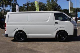 2013 Toyota HiAce TRH201R MY12 LWB 4 Speed Automatic Van.