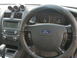 2005 Ford Falcon BA Mk II XL Ute Super Cab Purple 4 Speed Sports Automatic Utility