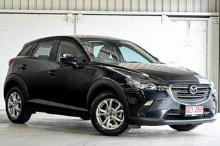 2019 Mazda CX-3 DK2W7A Maxx SKYACTIV-Drive FWD Sport Black 6 Speed Sports Automatic Wagon.