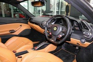 2016 Ferrari 488 GTB F142 DCT Red 7 Speed Sports Automatic Dual Clutch Coupe.