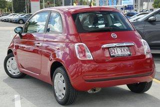 2014 Fiat 500 Series 3 POP Red 5 Speed Manual Hatchback.