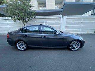 2008 BMW 3 Series E90 MY08 320d Steptronic Executive Grey 6 Speed Sports Automatic Sedan.