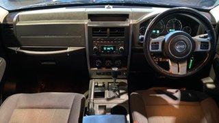 2011 Jeep Cherokee KK MY11 Sport Black 4 Speed Automatic Wagon