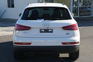 2015 Audi Q3 8U MY16 TDI S Tronic Quattro White 7 Speed Sports Automatic Dual Clutch Wagon