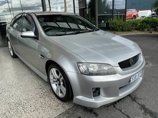 2008 Holden Commodore VE MY08 SS Silver 6 Speed Automatic Sedan.
