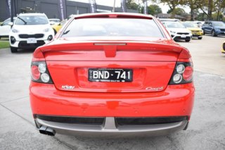 2003 Holden Special Vehicles Coupe V2 Series 2 GTS Red 4 Speed Automatic Coupe