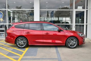 2019 Ford Focus SA 2019.75MY ST-Line Red 8 Speed Automatic Wagon